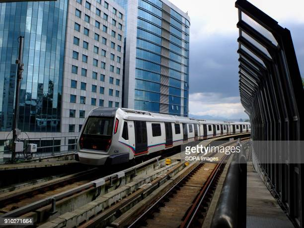 Mass Rapid Transit train is the latest public transportation at Kuala Lumpur Kuala Lumpur or commonly known as KL is the national capital for...