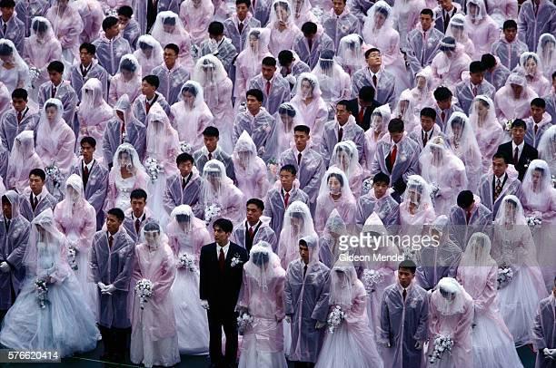 Mass Wedding of Unification Church
