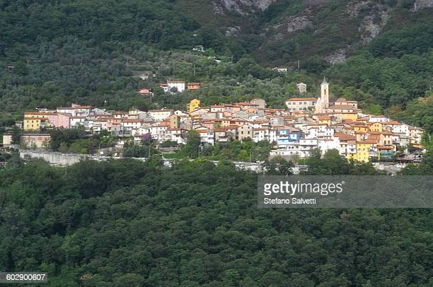 massa, antona village - massa stock pictures, royalty-free photos & images