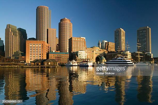 USA, Massachusetts, Boston, skyline