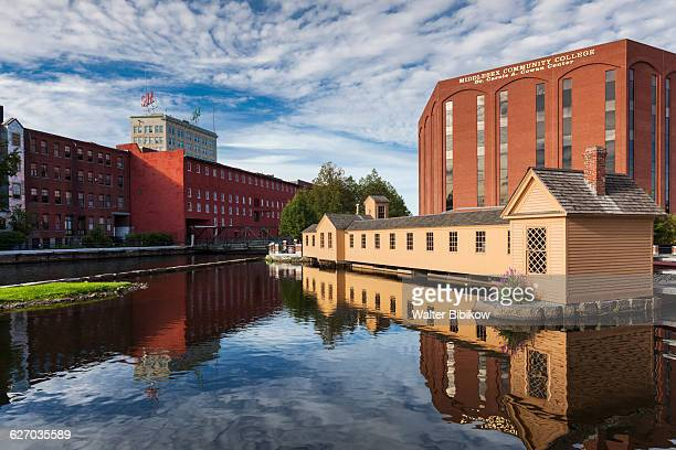 usa, massachusetts, exterior - lowell massachusetts stock pictures, royalty-free photos & images