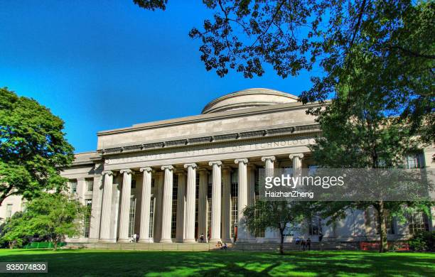 massachusetts institute of technology, mit, cambridge, ma, usa - cambridge massachusetts stock pictures, royalty-free photos & images