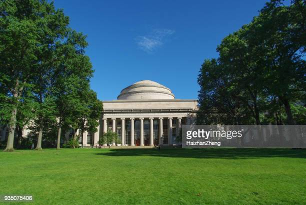 massachusetts institute of technology, mit, cambridge, ma, usa - massachusetts institute of technology stock pictures, royalty-free photos & images