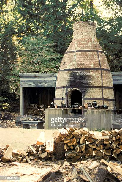 Massachusetts Old Sturbridge Village Kiln