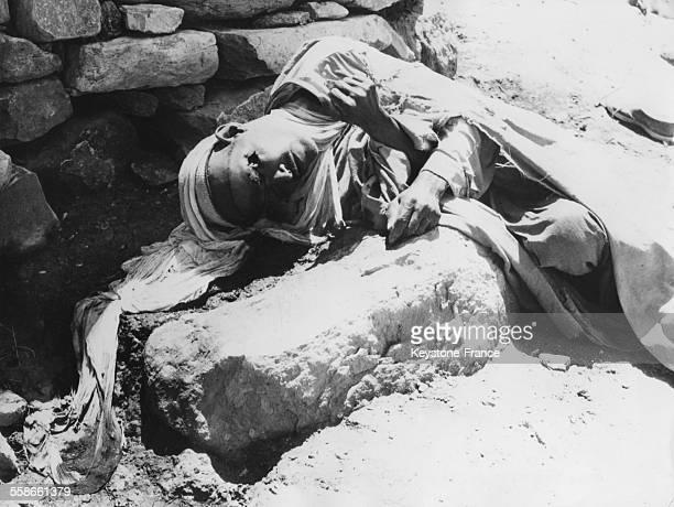 Massacre de Melouza crime de masse perpétré par le FLN contre les 303 habitants du village de Melouza sous prétexte qu'ils soutenaient le mouvement...