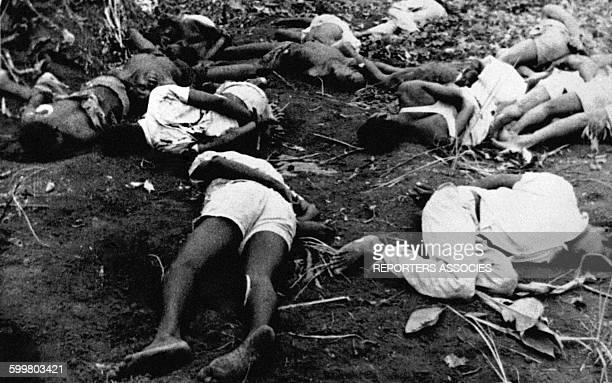 Massacre de population dans la Province Orientale de la République Démocratique du Congo pendant la guerre civile dans les années 1960
