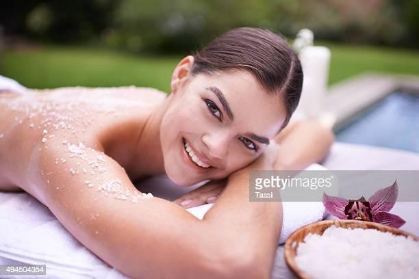 Massage jour est mon préféré jour de la semaine