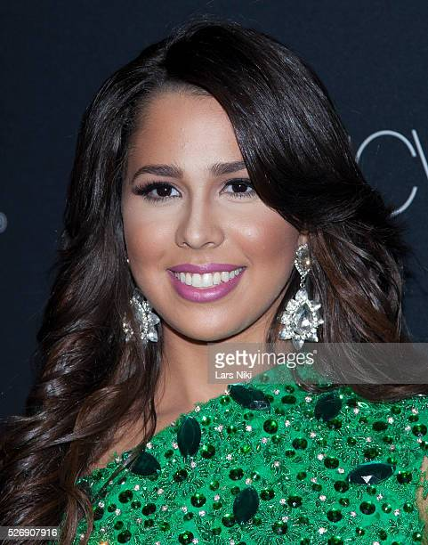 Massiel Peguero attends the Vanidades Icons of Style Gala at the Mandarin Oriental NYC in New York City �� LAN