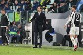 massimiliano allegri head coach juventus fc