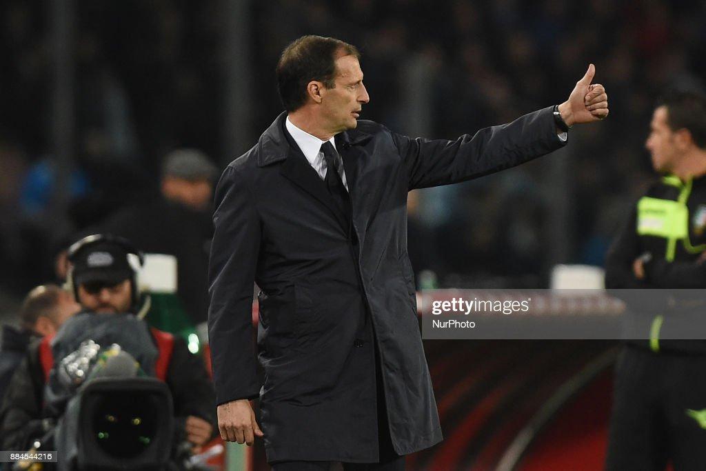SSC Napoli v Juventus FC - Serie A TIM : News Photo