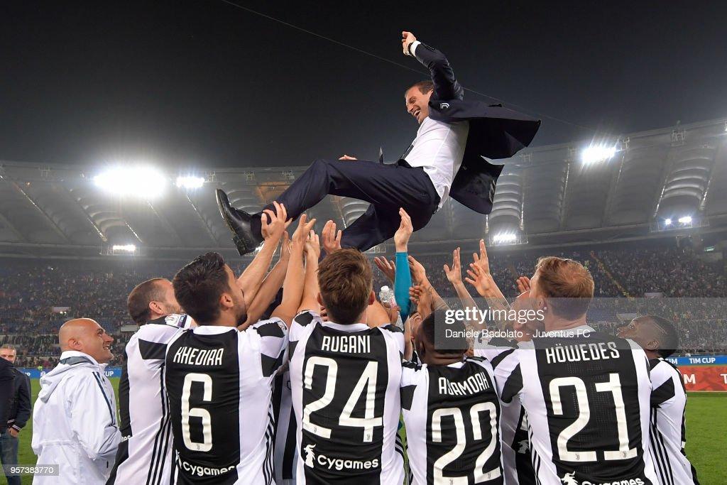 Juventus v AC Milan - TIM Cup Final : News Photo