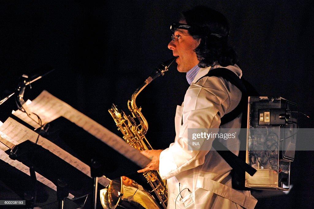 Multitelephonies GRM on 2008 - 2009: musical Theater : News Photo
