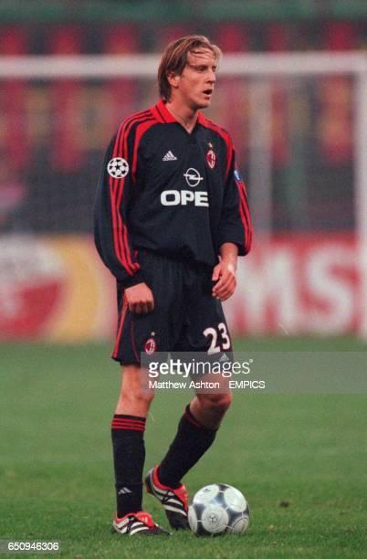 Massimo Ambrosini AC Milan
