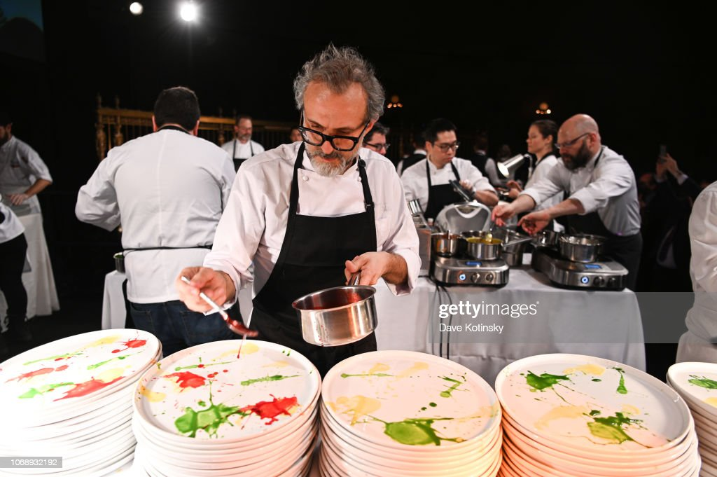 GR8 Presents Once Upon A Kitchen : News Photo