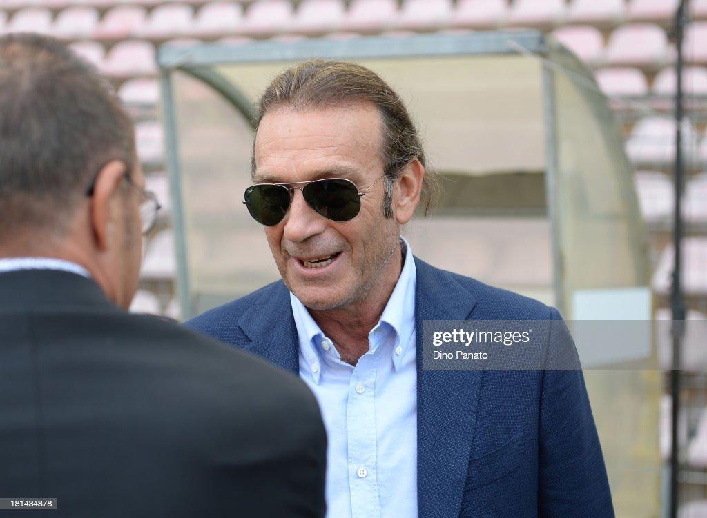 Cagliari Calcio v UC Sampdoria - Serie A : News Photo