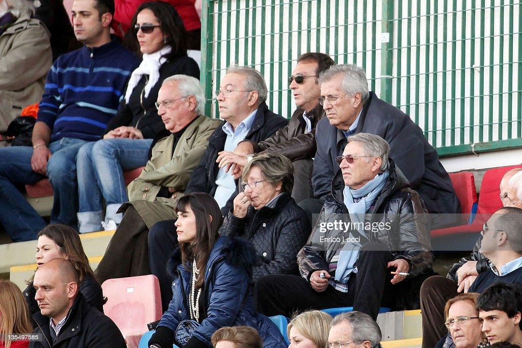 Cagliari Calcio v Parma FC  - Serie A : News Photo