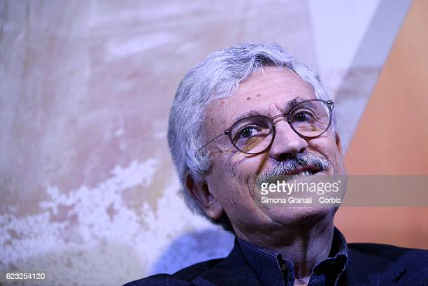 Massimo D'Alema participates in an event organized by the association Alternative on November 12 2016 in Rome Italy