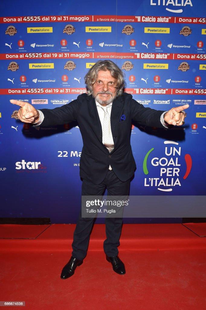 Un Goal per l'Italia - Charity Event