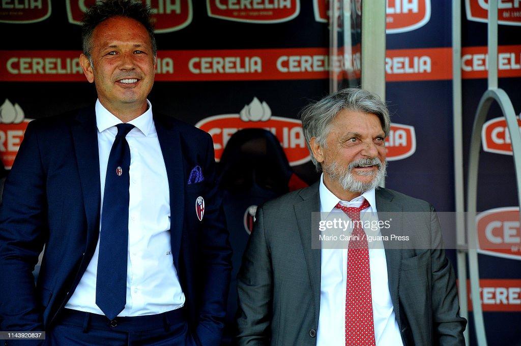 ITA: Bologna FC v UC Sampdoria - Serie A