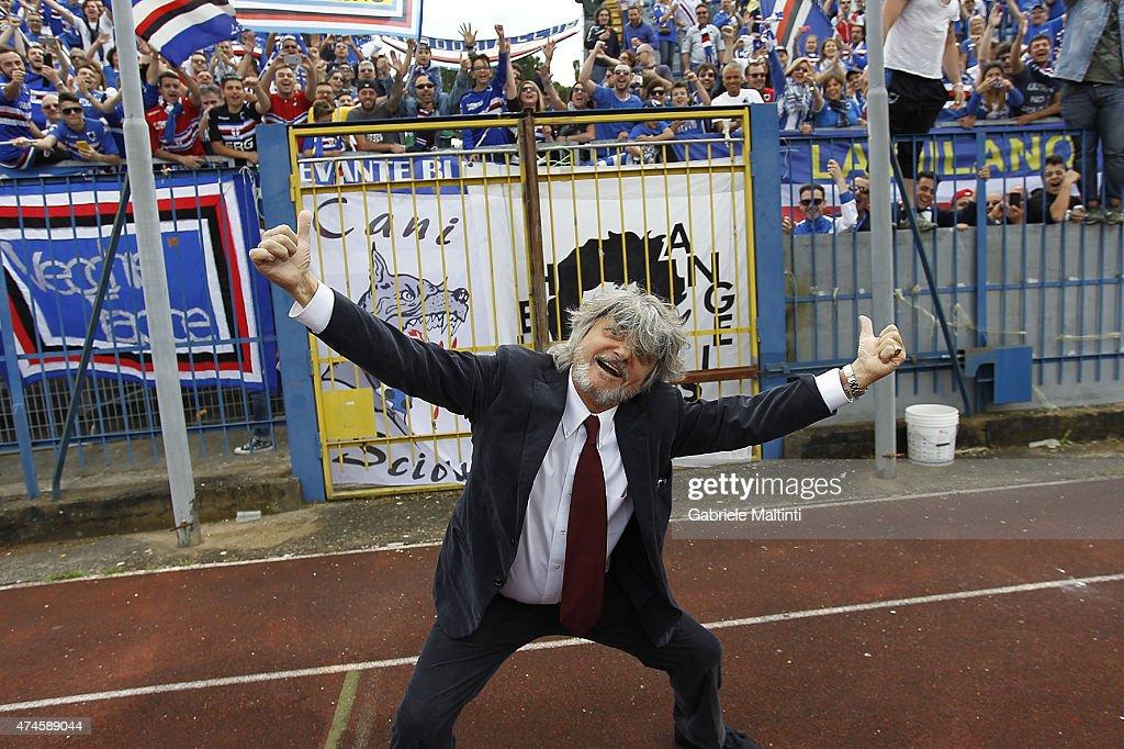 Empoli FC v UC Sampdoria - Serie A
