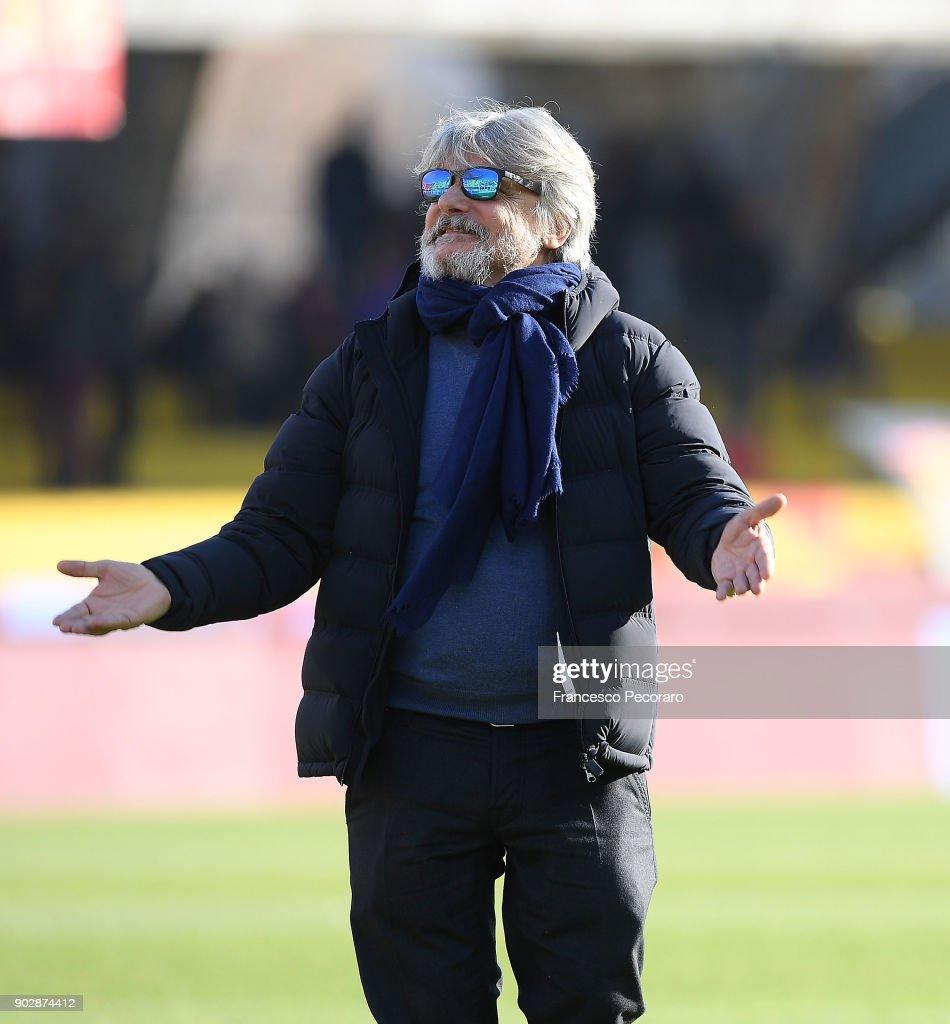 Benevento Calcio v UC Sampdoria - Serie A