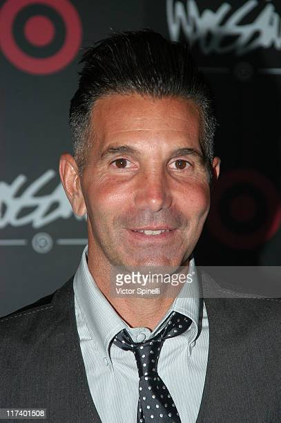 Massimo Giannulli during Target Hosts LA Fashion Week Party for Designer Mossimo Giannulli at Area in Los Angeles California United States