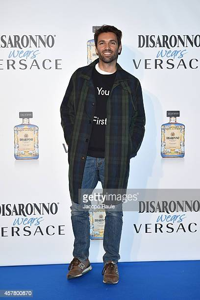 Massimo Giorgetti attends Disaronno Wears Versace on October 24 2014 in Milan Italy