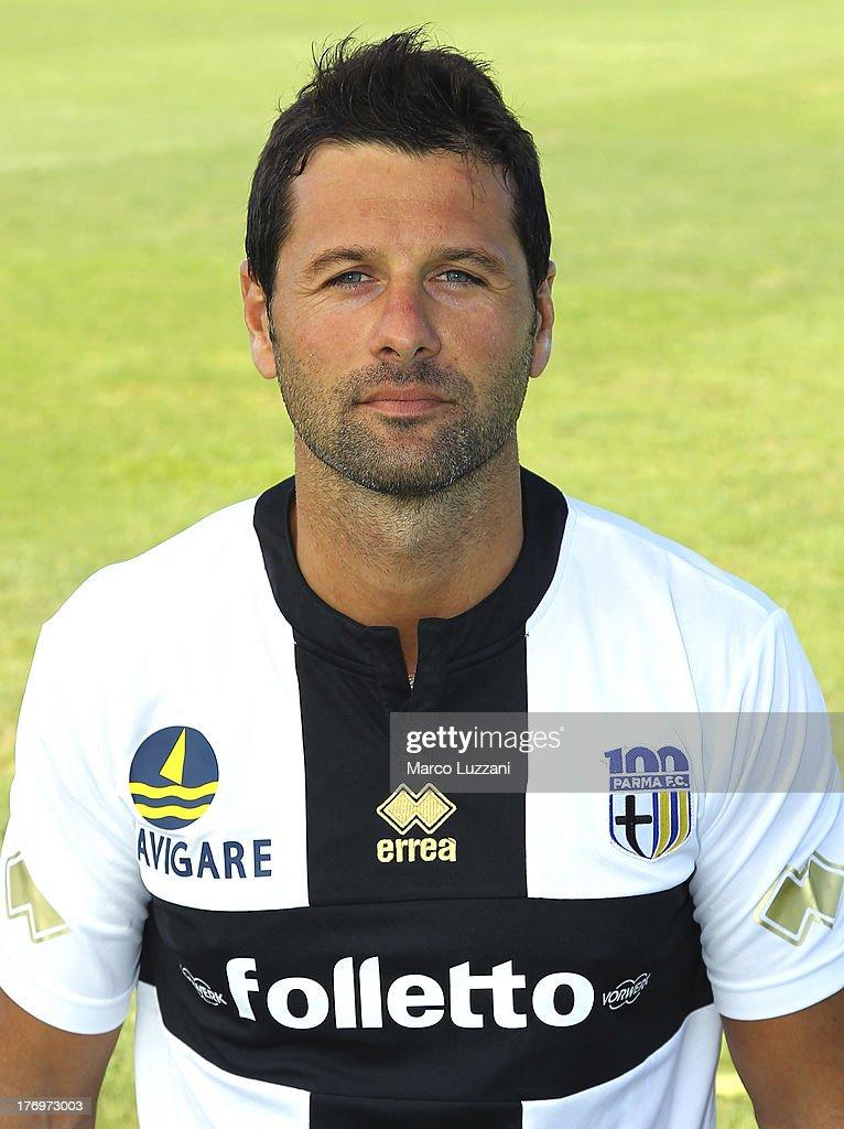 FC Parma Official Headshots