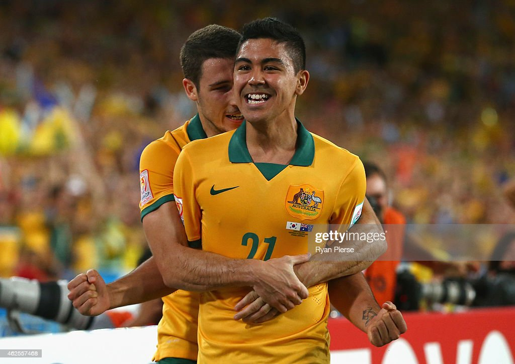 Korea Republic v Australia - 2015 Asian Cup: Final : News Photo