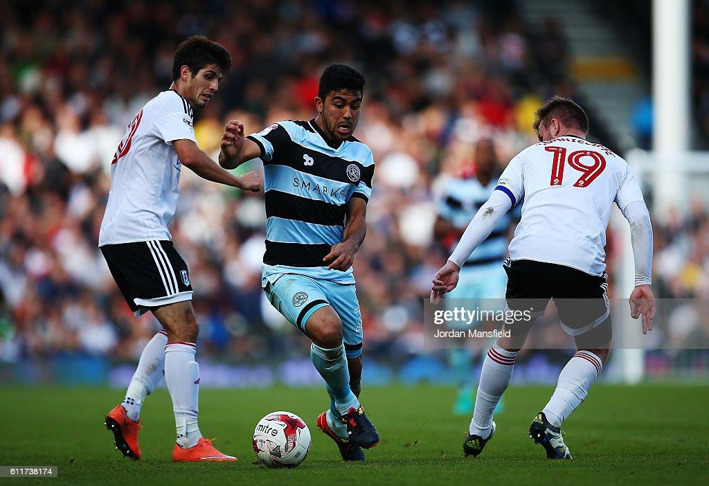 Fulham v Queens Park Rangers - Sky Bet Championship : ニュース写真
