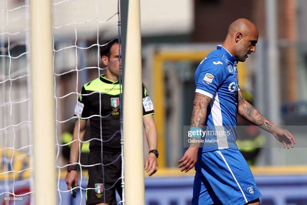 Empoli FC v US Sassuolo - Serie A : Foto di attualità