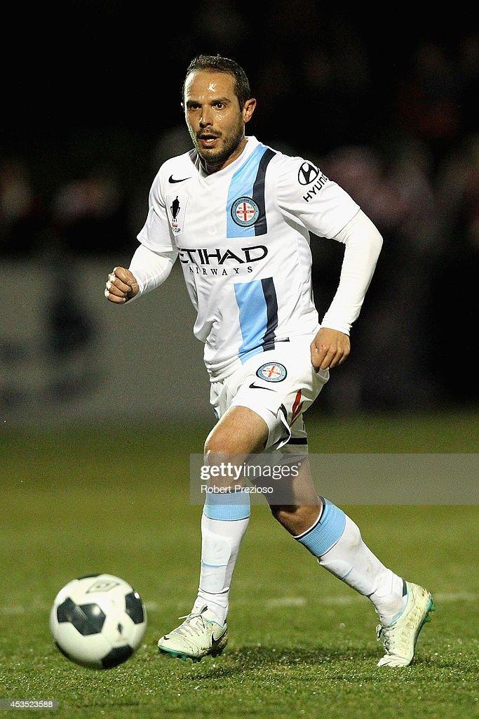 FFA Cup - Melbourne City v Sydney FC