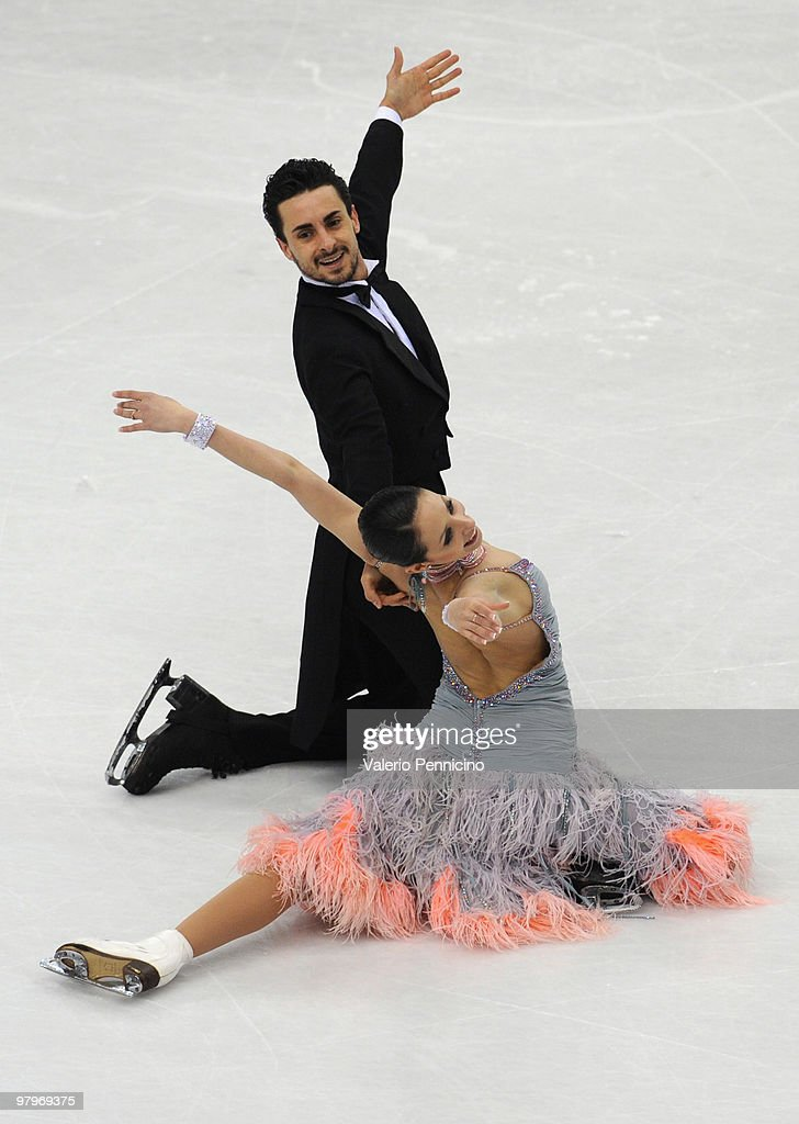 ISU World Figure Skating Championships - Day One