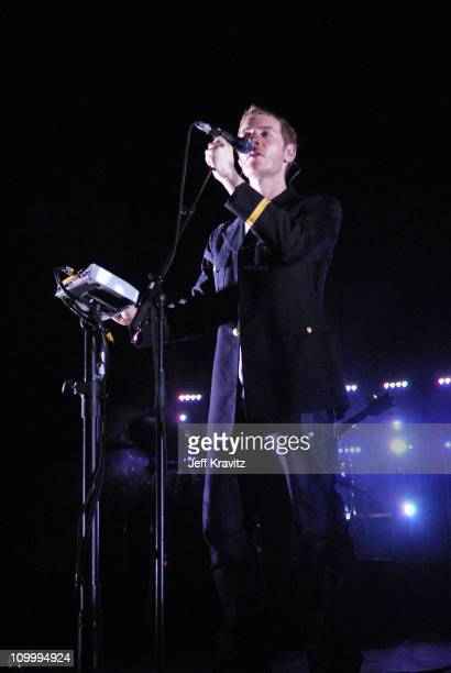 Massive Attack during 2006 Coachella Valley Music and Arts Festival - Day Two in Indio, California, United States.