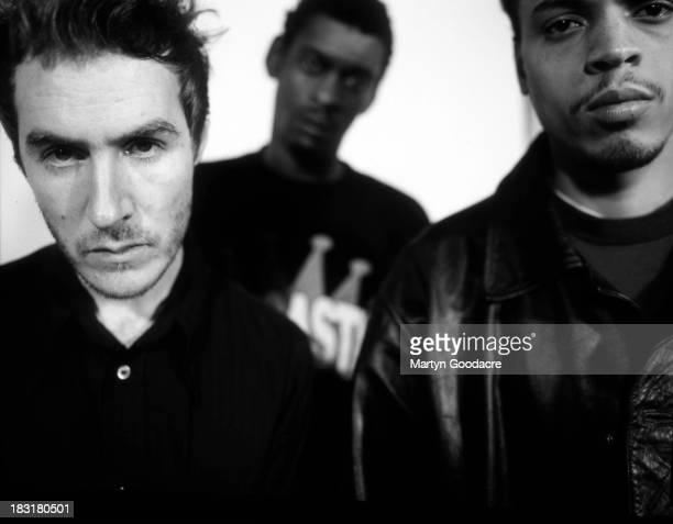 Massive Attack London United Kingdom 1998