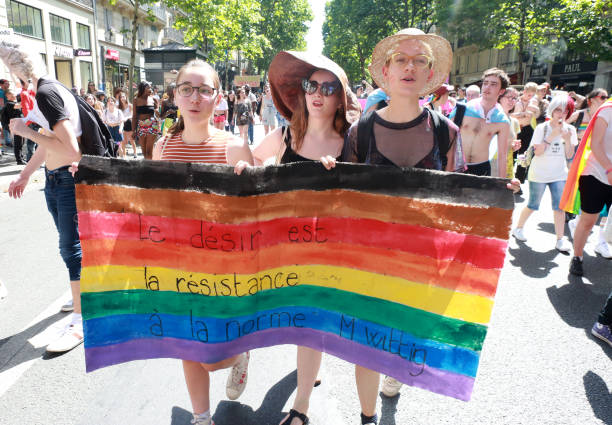 FRA: Pride 2019 In Paris