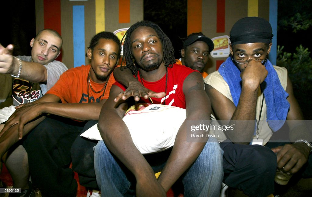 Massive French Rap Artists Sa An Supa Crew At The Isle Of Mtv Summer News Photo Getty Images