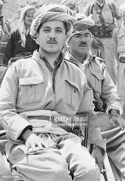 Massoud Barzani is chairman of the Kurdistan Democratic Party one of the two most powerful Iraqi Kurdish political organizations and son of KDP...