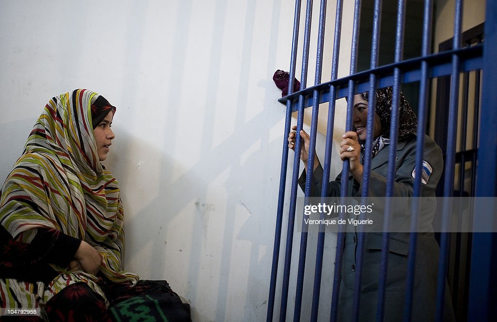 Women's Police Unit in Afghanistan : News Photo