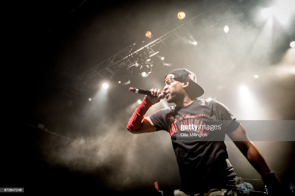 Juice Crew Perform Live On Stage At The Forum : News Photo