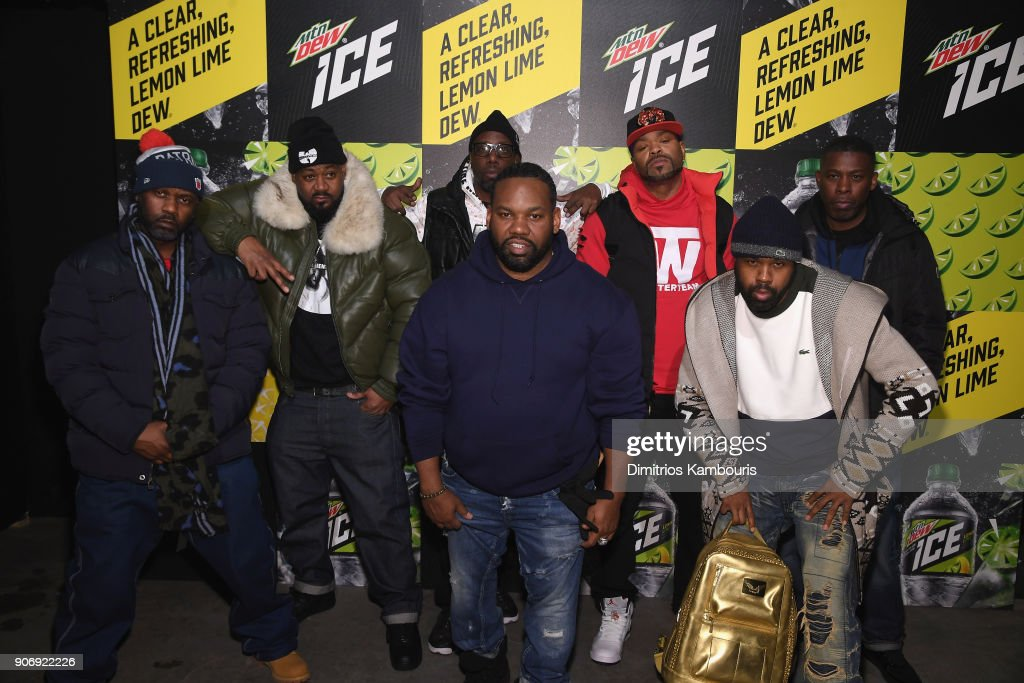 Mtn Dew ICE Launch Party in Brooklyn
