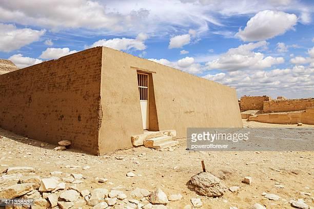 Mastaba Tomb at Pyramid Complex of Unas