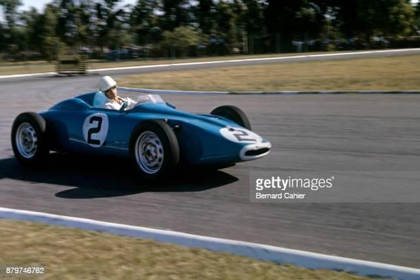Masten Gregory BehraPorschePorsche RSK Grand Prix of Argentina Buenos Aires 07 February 1960