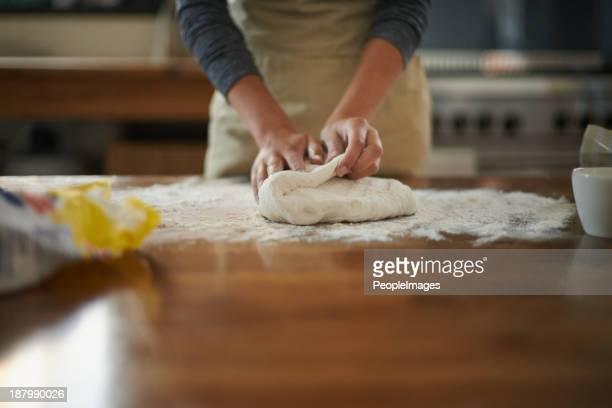 Master baker...