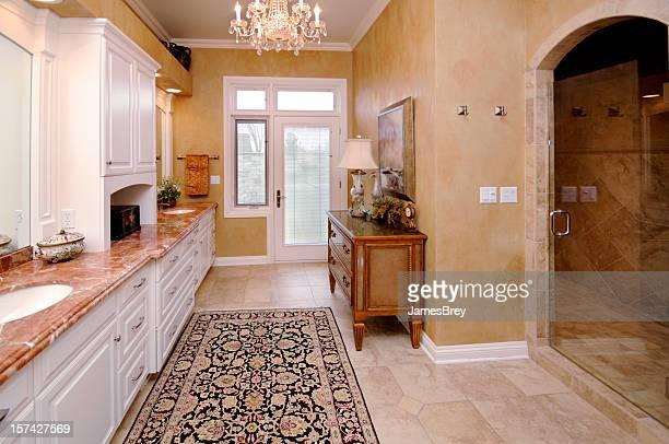 Master Bathroom Home Interior