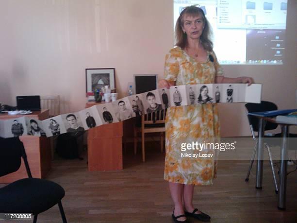 A master class in SaintPetersburg GalleryBureau FotoDepartament