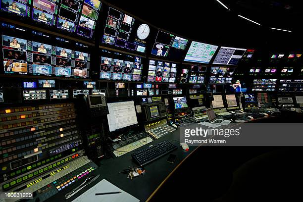 CONTENT] Master Control at Channel 7 Melbourne