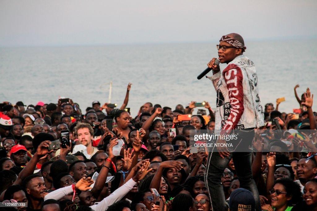 MALAWI-SAFRICA-CULTURE-MUSIC : News Photo