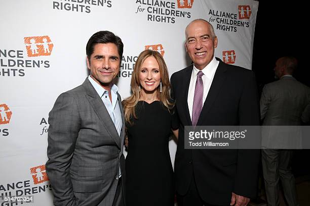 Master of Ceremonies John Stamos Fox Television Group Chairman/CEO and honoree Dana Walden and Fox Television Group Chairman/CEO and honoree Gary...