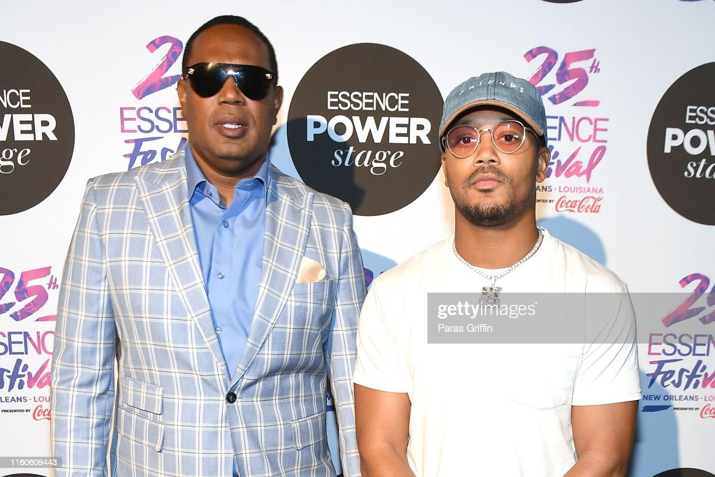 2019 ESSENCE Festival Presented By Coca-Cola - Ernest N. Morial Convention Center - Day 3 : News Photo